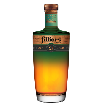 FILLIERS Barrel aged Genever aged 21 years