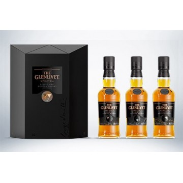 The Glenlivet Spectra - 3 x 20cl