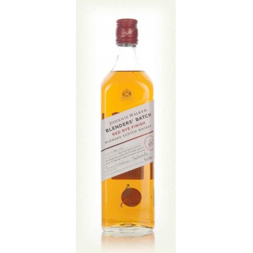 Johnnie Walker Blender's Batch 1 Red Rye Finish