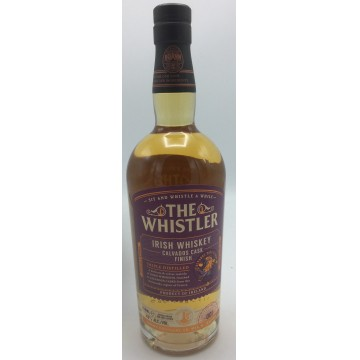 THE WHISTLER IRISH WHISKY CALVADOS CASK FINISH